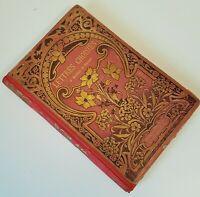 Antique Lettres Choisies de Madame de Sevigne Casterman FRENCH Book Gilded
