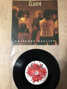 """The Alarm - Absolute Reality [Vinyl 7"""" Record]"""