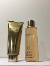 Victoria Secret Rapture Fragrance Mist 250 ml AND Fragrance Lotion 6.7 oz set