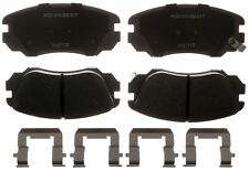 Disc Brake Pad Set-Ceramic Disc Brake Pad Front ACDelco Advantage 14D1421CHF1