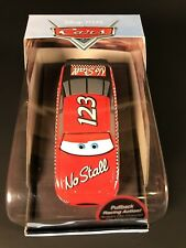 "Disney Pixar Cars Todd ""the shockster"" Marcus Pull'n' Race Die Cast 1:43 Scale"