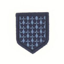 Ecusson G.N. Région Bretagne Basse Visibilité brodé Bleu