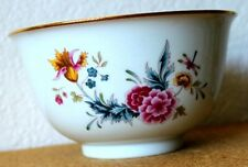 Avon American Heirloom Decorative Bowl Independence Day 1981 w/Dragonfly Flowers