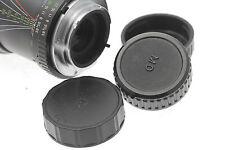 Posteriore dell'obiettivo Dust Cap Coperchio-Minolta MD, MC FIT lenti della fotocamera a Pellicola SLR Lenti