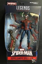 Spider-Man Marvel Legends Series Doppelganger Spider-Man Figure
