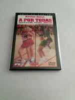 """DVD """"A POR TODAS (BRING IT ON)"""" KIRSTEN DUNST PEYTON REED ELIZA DUSHKU JESSE BRA"""