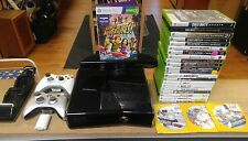 Microsoft Xbox 360 Slim 250GB Console w/ Kinect & 25 Games Call Of Duty & Gears