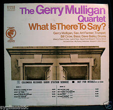 GERRY MULLIGAN-What Is There To Say?-Rarer Promo Album-ODYSSEY #32 16 0258
