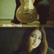 The Way I Am [Digipak] by Jennifer Knapp (Singer/Songwriter) (CD, Oct-2001, Gote