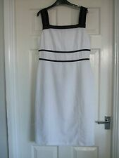 w Fits Size 12 Womens Dress Summer Party Ladies SMART FORMAL EVENING WORK