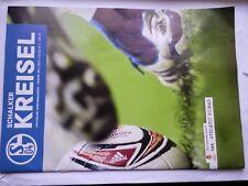 Programm SCHALKE GELSENKIRCHEN - ATHLETIC BILBAO Europa League 2011/12 Spain