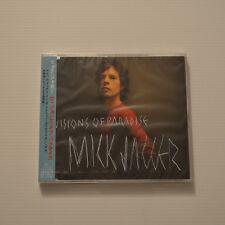 MICK JAGGER - Visions of paradise -JAPAN CDsingle 4-TRACKS NEW & SEALED