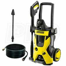 Karcher K 3.740 1800 PSI Cold Water Electric Pressure Washer 16031700