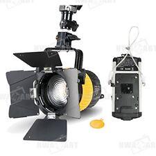 PRO STUDIO PORTABLE HIGH CRI BI-COLOR 80W LED FRESNEL SPOTLIGHT FOR CAMERA VIDEO