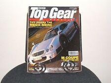 TOP GEAR MAGAZINE JAN-1999 - Mercedes CLK-GTR, TVR Cerbera, Ford Cougar, Arosa