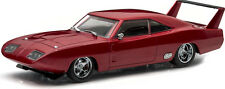 GREENLIGHT 1:43 Fast and Furious - Dom's Custom 1969 Dodge Charger Daytona