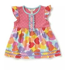 Nwt Girls Matilda Jane Lets go together My Valentine Top size 12-18 months