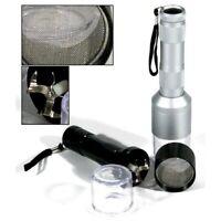 grinder electrique polinator avec tamis tabac
