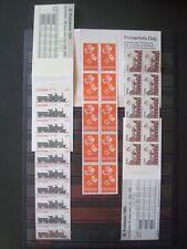 DENMARK COT. 400 EUR 21 BOOKLETS MNH** / 7 SCANS
