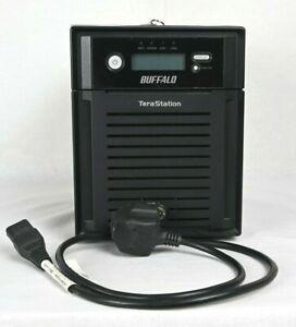 Buffalo Technology TeraStation TS-XELBA 8TB (4x 2TB) NAS Raid 0, 1, 5, 10