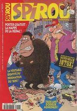 Magazine Spirou 3223 + poster