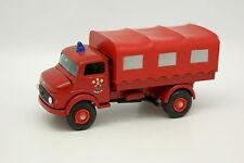 Metosul 1/43 - Mercedes Unimog Firefighters Porto