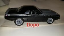 Highway 61 1:18 Letty's Cuda Fast and Furious 7 Custom