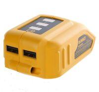 DeWALT DCB090 Lithium-ion Battery 10.8V/14.4V/18V USB Charger Portable Power