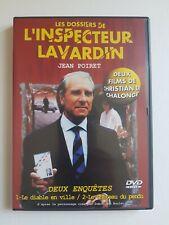 DVD - Les dossiers de l'inspecteur Lavardin - 2 enquêtes