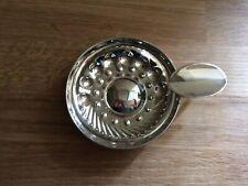 Silver Plate Tastevin in Good Condition Diameter 76mm