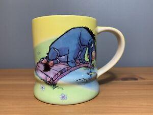 Disney Store Exclusive Eeyore with dragonfly Mug - Winnie the Pooh