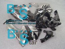 Black ABS Fairing Kit Fit Kawasaki Ninja ZX9R ZX-9R 1995 1996 1994-1997 09 A2 D2