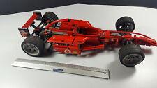 Lego Technic Ferrari F1 Racers 8386 Lego Racers Roter Ferrari F1 1:8 Formel 1