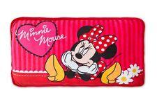 Disney Minnie Mouse Cojín Cojín decorativo NUEVO 45x25
