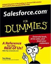 Salesforce.com For Dummies (For Dummies (Computer/