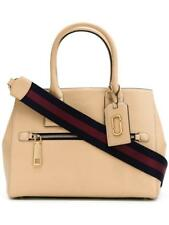 NWT Marc Jacobs Gotham City East West Leather Tote Sand M0008898-273 $495