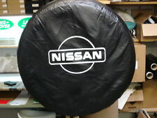 NISSAN FRONTERA / PATROL / TERRANO / FLEXIBLE SPARE WHEEL COVER 4X4 WITH LOGO