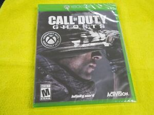 Call Of Duty Ghosts Xbox One [Brand New]