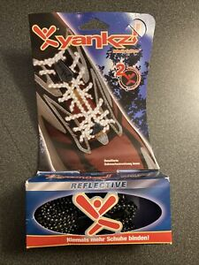 Yankz Sure Lace System Black 2 Point Adjustment System