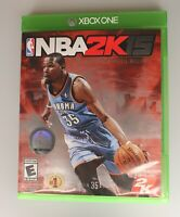NBA 2K15 (Microsoft Xbox One, 2014) Tested & Works