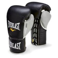 Everlast Men's Powerlock Pro Fight Gloves Black/Grey 10XL