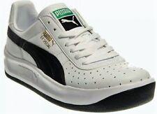 White/ Black  Puma Basketball / Tennis Oxford - Size 12