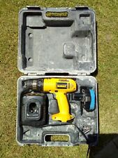 DeWALT 12V Cordless Drill DW953 with battery, charger and case