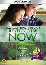 Spectacular Now DVD NEW!!!FREE FIRST CLASS SHIPPING !!