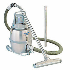 NILFISK Critical Area Vacuum,3.25 gal.,80 cfm, 01790132