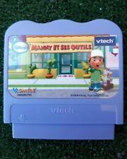 Cartouche de jeu Vtech V.Smile - MANNY ET SES OUTILS - NEUF sans l'emballage -