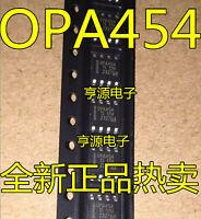 10PCS OPA454 OPA454AIDDAR SOP-8  OPERATIONAL AMPLIFIERS