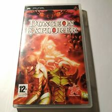 Dungeon Explorer (Sony PlayStation Portable PSP) + Free Delivery