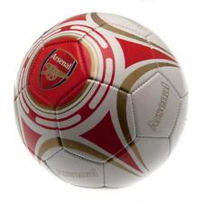 OFFICIAL ARSENAL FC COLOUR FOOTBALL SIZE 5 XMAS GIFT BIRTHDAY PRESENT HOME KIT