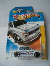Hot wheels USA 2012 New model - BMW 2002